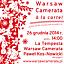 """FINAŁ tegorocznych koncertów cyklu """"Warsaw Camerata à la carte!"""""""