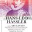 """HANS LEO HASSLER                                            """"Sacrum i Profanum"""""""