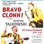 """Teatr Vis a Vis na Międzynarodowy Dzień Teatru """"BRAVO CLOWN!"""""""