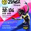 Charytatywny Maraton Zumby dla Psiaków - SZCZECIN 18.04