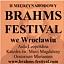 II Międzynarodowy Brahms  Festiwal we Wrocławiu