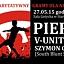Koncert charytatywny - PIERSI, MUCHY, SZYMON CHODYNIECKI i V-UNIT zagrają dla niewidomych piłkarzy!