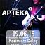 Koncert zespołu Apteka  19.06.15  KAZIMIERZ DOLNY