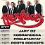 V Festiwal Plackorzy - Dni Andrychowa - Jubileuszowe koncerty PERFECT, Kobranocka, Proletaryat , Jary OZ i Roots Rockets