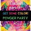 GET SOME COLOR! - POWDER PARTY - HOLI FESTIVAL - BASENY KORA - WARSZAWA - 15/08/15