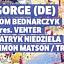 Gorge (DE) / Patryk Niedziela / Tom Bednarczyk pres. Venter / Simon Matson / Truant @ Temat Rzeka