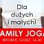 FAMILY JOGA - OD WRZEŚNIA W AKADEMII RUCHU!