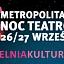 Metropolitalna Noc Teatrów
