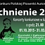 I Konkurs Polskiej Piosenki Autorskiej - NATCHNIENIE 2016