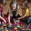 Minionki z Lego w DK Zacisze