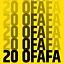 Jubileuszowa XX OFAFA