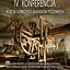 IV Konferencja Muzeów Górniczych i Skansenów Podziemnych