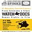 DKF Kropka - 15. Objazdowy Festiwal Filmowy Watch Docs. Prawa Człowieka w Filmie