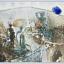 """Projekt Artystyczny """"Zapach Zapamiętany"""" Beaty Marii Orlikowskiej w Ney Gallery&Prints."""