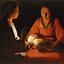 W kręgu Caravaggionistów  Georges de La Tour -  mistrz światła i cienia