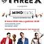 """""""Mindbowing"""" - muzyczno-komediowe show w wykonaniu zespołu The ThreeX"""