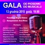 "Gala ""Od piosenki do musicalu"""