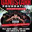 Gang Starr Foundation World Tour/ Jeru the Damaja, Afu-Ra, BIG SHUG w 9stóp ACKiS