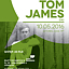 Tom James w Cafe Bergson