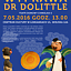 Teatr dla dzieci Wyprawa dr. Dolittle