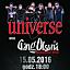 Koncert zespołow Universe  Gang Olsena Acoustic Trio