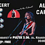 Alex Carlin - Koncert! @KlubKabaret