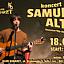 Koncert Samuel Alty flamenco/hip-hop/folk