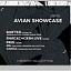 Avian Showcase: 2 Urodziny Sala Gotycka
