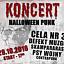 29.10 Koncert Halloween Punk w TWINPIGS! PSY WOJNY + Cela nr 3 + Defekt Muzgó + Skampararas + Contrapunk