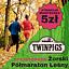 Żorski Półmaraton Leśny - START w TWINPIGS