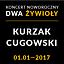 """Koncert Noworoczny """"Dwa Żywioły"""" - Aleksandra Kurzak i Krzysztof Cugowski"""