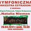 Symfoniczna Orkiestra Estradowa z Mińska i Natalia Niemen