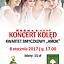 Koncert Kolęd - Kwartet smyczkowy Amok