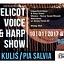 Koncert Coquelicot Voice & Harp Show