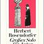 """Herbert Rosendorfer - Cicha katastrofa - seminarium z cyklu """"Literatura austriacka i psychoanaliza"""""""