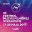 10. Festiwal Muzyki Filmowej w Krakowie