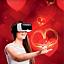 Stwórz walentynkę w wirtualnej rzeczywistości