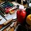 Warsztaty weekendowe MALOWANIA INTUICYJNEGO Vedic Art – dla każdego