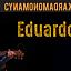 Eduardo Agni w Cynamonie&Kardamonie