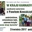 """""""W kraju Kannadygów"""" - spotkanie autorskie z Pawłem Kowalczykiem"""
