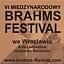 VI Międzynarodowy Brahms Festival