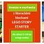 Literackie klocki LEGO 15:00 - 15:45