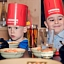 Restauracja przyjazna dzieciom - lato w Benihanie.