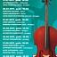 Czwartkowe Wieczory Muzyczne – afisz na lipiec/sierpień