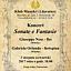 Koncert pt: ''Sonate e Fantasie''