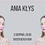 Ania Kłys- koncert
