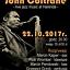 Tribute to John Coltrane - live jazz music at Harenda