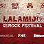 25 lat LALAMIDO - 80's & 90's Rock Festival