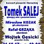 Tomek Salej i scena Zaułek w koncercie piosenki poetyckiej