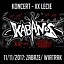 11/11/2017:KABANOS XXLECIE